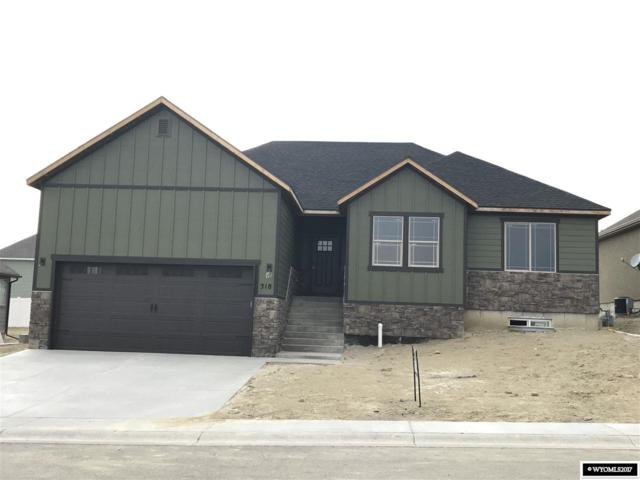 318 Flagstone, Rock Springs, WY 82901 (MLS #20175452) :: Real Estate Leaders