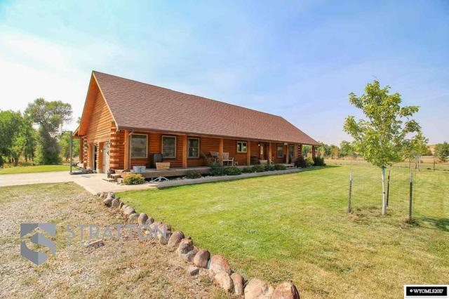 1150 Strand Road, Evansville, WY 82636 (MLS #20175694) :: RE/MAX The Group