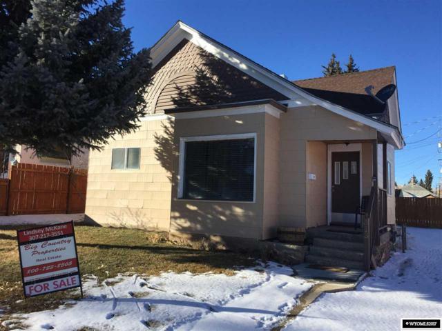 313 Emerald, Kemmerer, WY 83101 (MLS #20175827) :: Lisa Burridge & Associates Real Estate