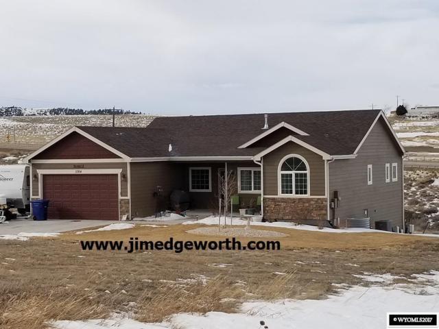 5364 Saddlestring Road, Casper, WY 82604 (MLS #20176535) :: Lisa Burridge & Associates Real Estate