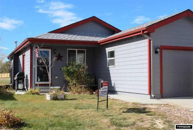 3340 Chaparral, Casper, WY 82604 (MLS #20176565) :: Real Estate Leaders