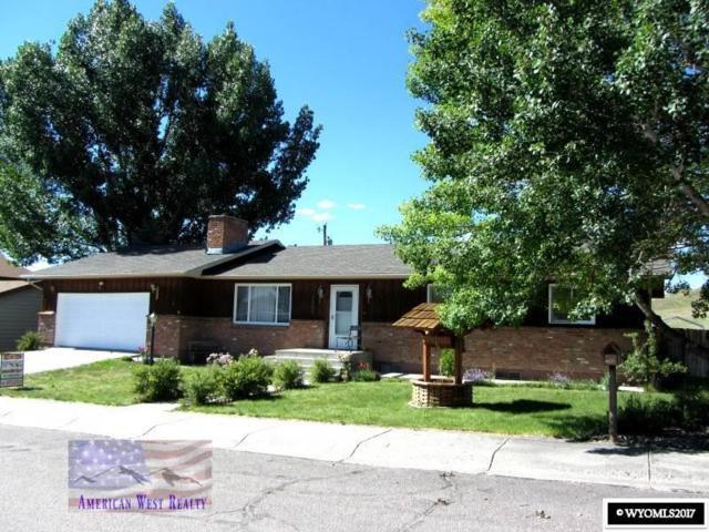 1246 Frontier Dr., Douglas, WY 82633 (MLS #20176637) :: Lisa Burridge & Associates Real Estate
