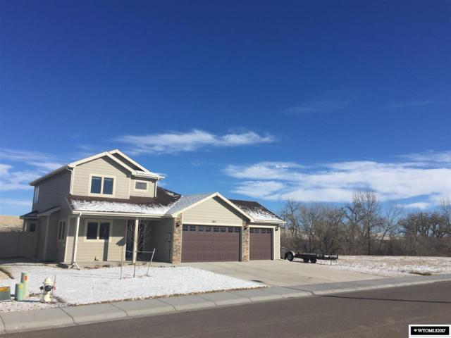 763 Camp Davis Circle, Evansville, WY 82636 (MLS #20176980) :: RE/MAX The Group