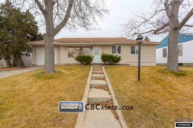 237 N Nebraska Avenue, Casper, WY 82609 (MLS #20176997) :: Lisa Burridge & Associates Real Estate