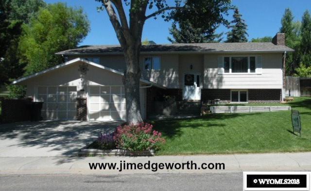 950 Dundee, Casper, WY 82609 (MLS #20180043) :: Lisa Burridge & Associates Real Estate