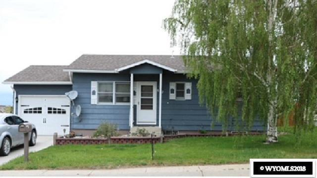 612 Osburn, Douglas, WY 82633 (MLS #20180100) :: RE/MAX The Group