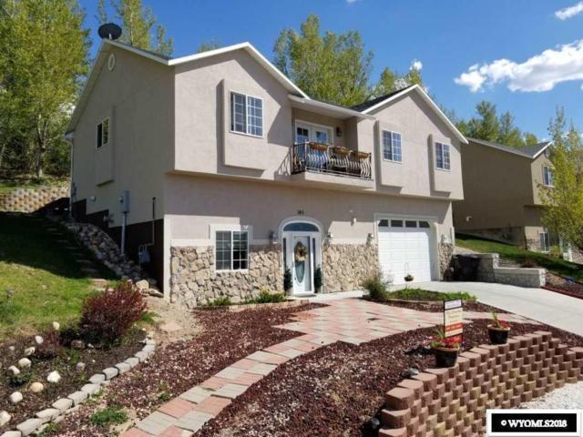 145 Apache Drive, Evanston, WY 82930 (MLS #20180143) :: Lisa Burridge & Associates Real Estate