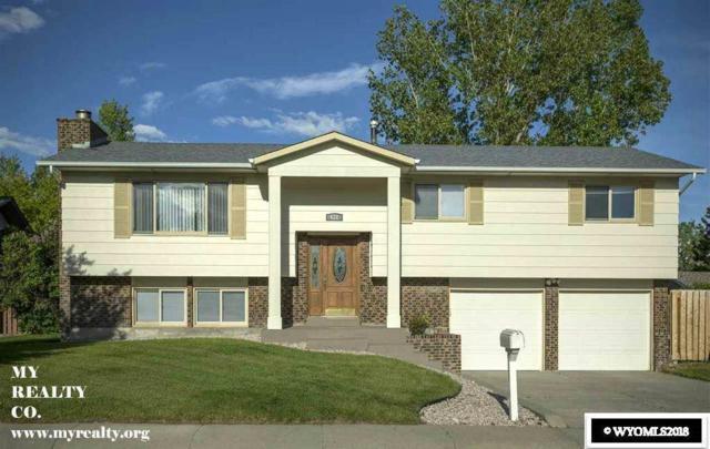 631 Harrison Street, Douglas, WY 82633 (MLS #20180352) :: Real Estate Leaders