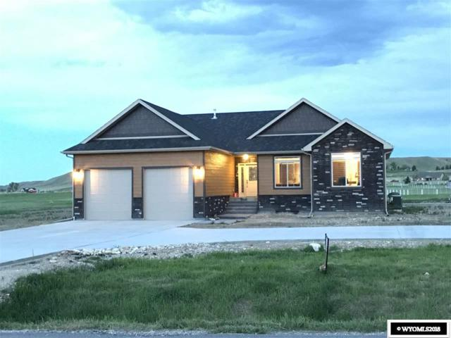 46 Amber Drive, Buffalo, WY 82834 (MLS #20180360) :: Lisa Burridge & Associates Real Estate