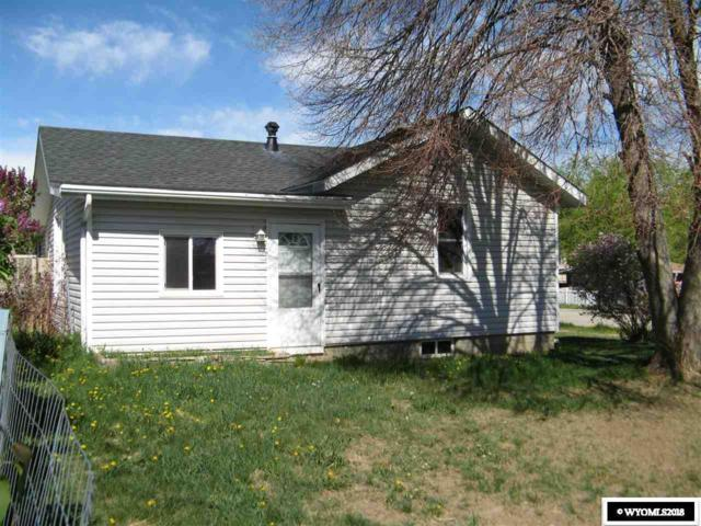 420 S Cummings Avenue, Buffalo, WY 82834 (MLS #20180372) :: Real Estate Leaders