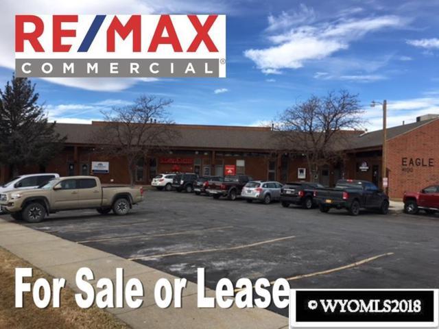 4100 Sweetbrier #105, Casper, WY 82604 (MLS #20180485) :: Real Estate Leaders
