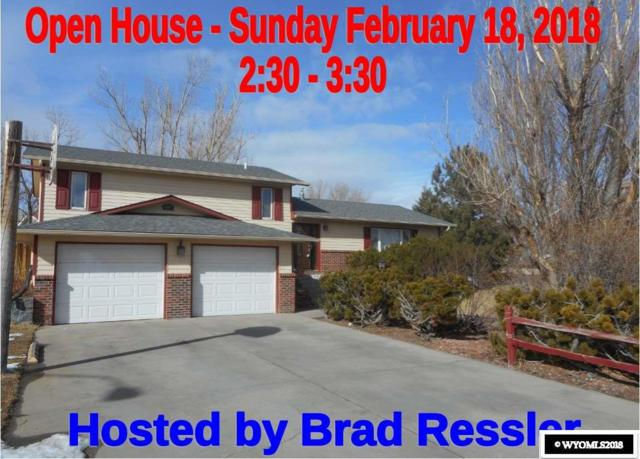 1006 Cardiff, Casper, WY 82609 (MLS #20180506) :: RE/MAX The Group