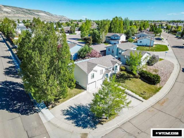 2506 Westridge Drive, Rock Springs, WY 82901 (MLS #20181700) :: RE/MAX The Group