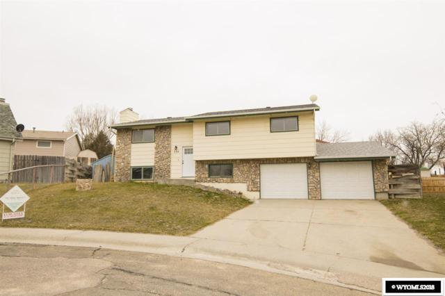 734 Powder River Court, Douglas, WY 82633 (MLS #20181772) :: RE/MAX The Group