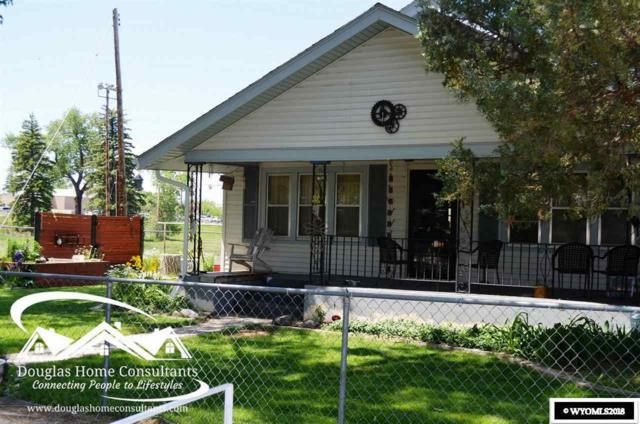 234 N 8th Street, Douglas, WY 82633 (MLS #20181846) :: Real Estate Leaders