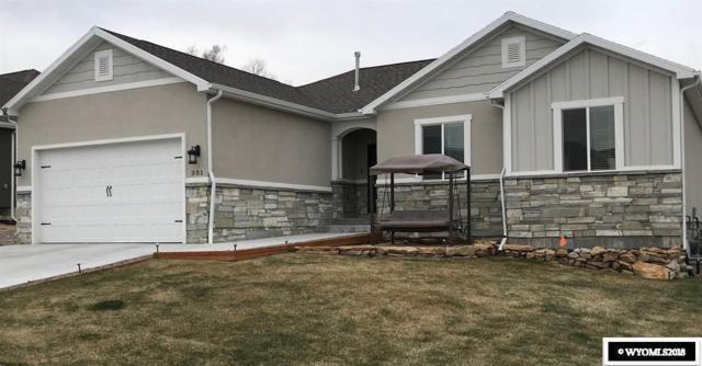 301 Pinnacle Drive, Rock Springs, WY 82901 (MLS #20181922) :: Real Estate Leaders