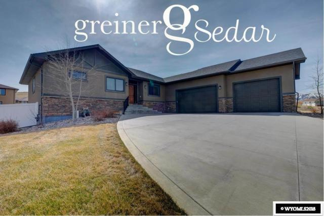 2831 Palmer, Casper, WY 82601 (MLS #20181966) :: RE/MAX The Group