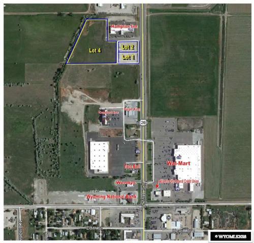 0000 N Federal Boulevard, Riverton, WY 82501 (MLS #20182421) :: Real Estate Leaders