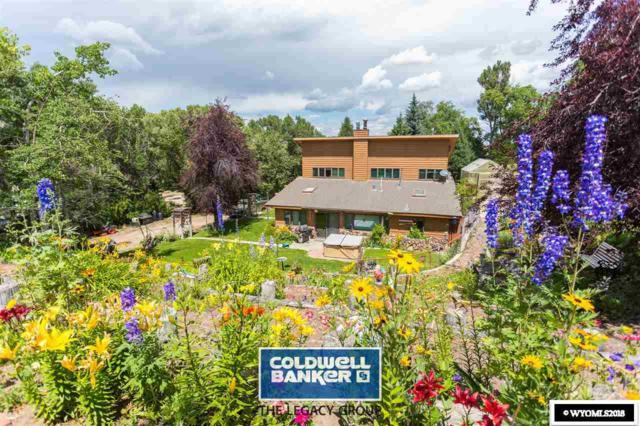 5 Shady Lane, Buffalo, WY 82834 (MLS #20182481) :: RE/MAX The Group