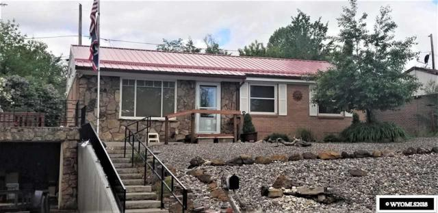 107 Circle Drive, Thermopolis, WY 82443 (MLS #20182490) :: Lisa Burridge & Associates Real Estate