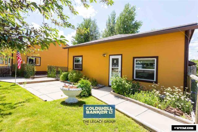 896 N Adams, Buffalo, WY 82834 (MLS #20182527) :: Lisa Burridge & Associates Real Estate