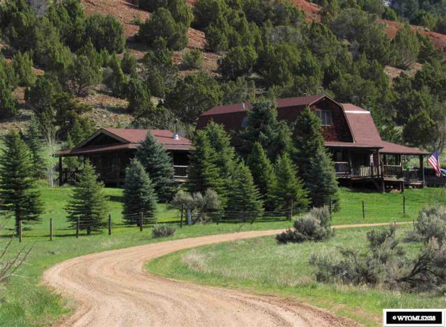 165 Old Maid Gulch, Ten Sleep, WY 82442 (MLS #20182560) :: Real Estate Leaders