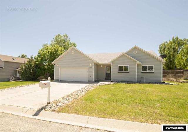 1143 North Fork Drive, Douglas, WY 82633 (MLS #20183073) :: RE/MAX The Group
