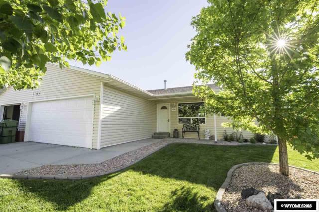 1102 Hatchet Drive, Douglas, WY 82633 (MLS #20183151) :: Lisa Burridge & Associates Real Estate
