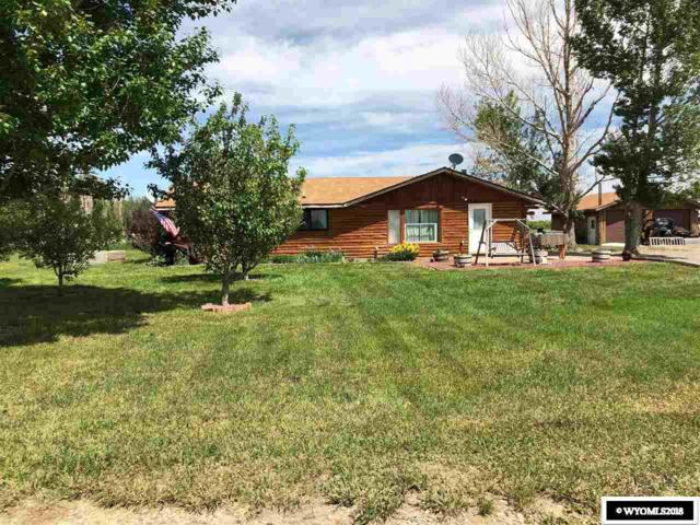 33 Lakeview Drive, Kinnear, WY 82516 (MLS #20183317) :: Real Estate Leaders