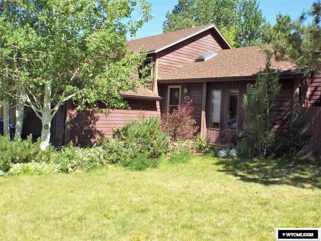 3820 W 45th, Casper, WY 82604 (MLS #20183507) :: Real Estate Leaders