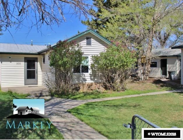105 N Clark, Hanna, WY 82327 (MLS #20183641) :: Real Estate Leaders