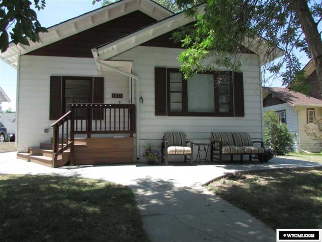 1014 S David Street, Casper, WY 82601 (MLS #20184028) :: Real Estate Leaders