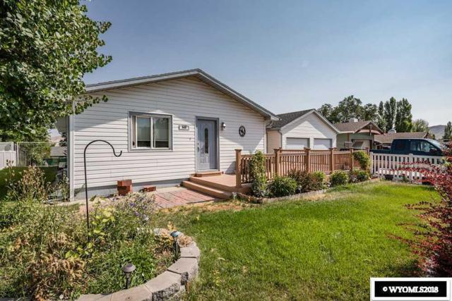 345 Firehole Place, Green River, WY 82935 (MLS #20184266) :: Lisa Burridge & Associates Real Estate