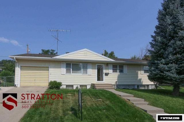 2830 Saratoga Road, Casper, WY 82604 (MLS #20184768) :: Real Estate Leaders