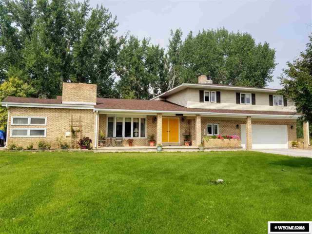 611 Hillcrest, Worland, WY 82401 (MLS #20184900) :: Lisa Burridge & Associates Real Estate