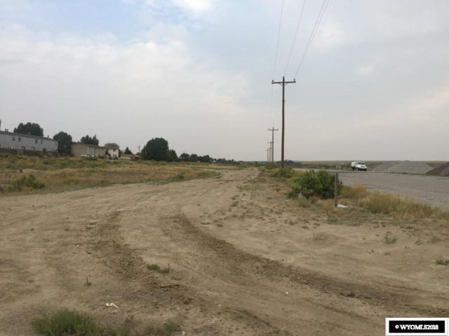 Lot 62 Airport Business Park, Rawlins, WY 82301 (MLS #20184965) :: Lisa Burridge & Associates Real Estate