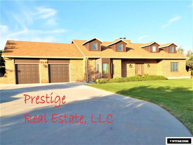6230 S Chestnut, Casper, WY 82601 (MLS #20185304) :: Real Estate Leaders