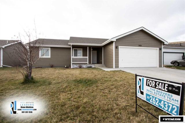 2626 Painted Horse Trail, Casper, WY 82604 (MLS #20185390) :: Real Estate Leaders
