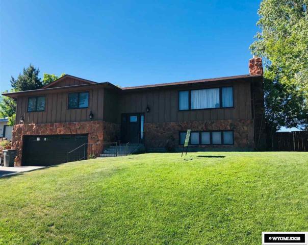 123 E Kendrick Street, Rawlins, WY 82301 (MLS #20185533) :: Real Estate Leaders
