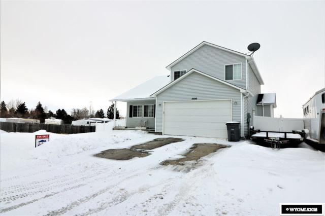 3500 White Mountain Boulevard, Rock Springs, WY 82901 (MLS #20185550) :: RE/MAX The Group
