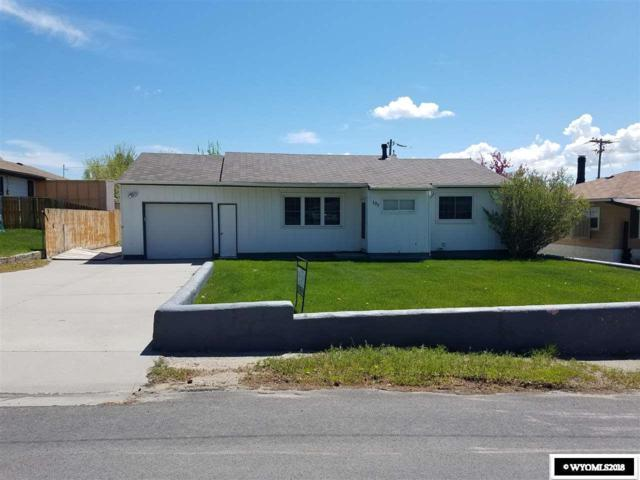 107 El Rancho Drive, Rawlins, WY 82301 (MLS #20185553) :: RE/MAX Horizon Realty