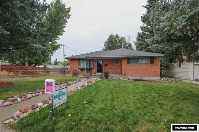 1424 Cypress Street, Casper, WY 82604 (MLS #20185663) :: Lisa Burridge & Associates Real Estate