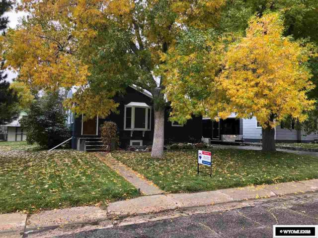 1635 Westridge Way, Casper, WY 82604 (MLS #20185991) :: Lisa Burridge & Associates Real Estate