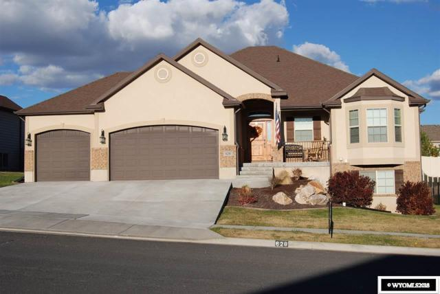 628 Gage Ave. Avenue, Evanston, WY 82930 (MLS #20186132) :: RE/MAX The Group