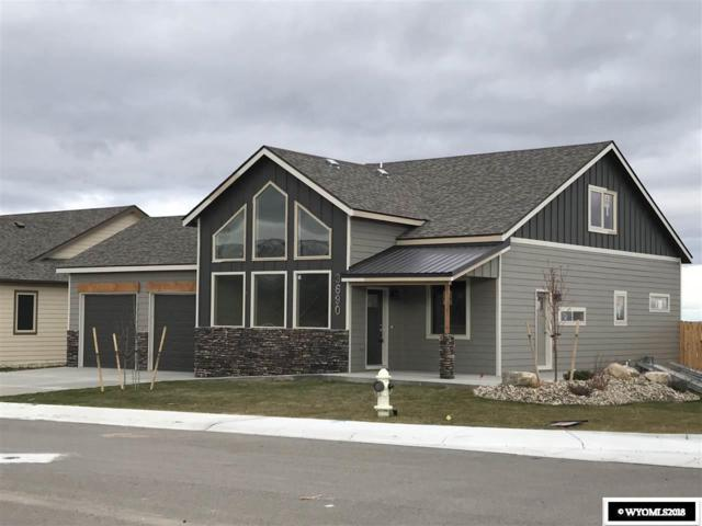 3690 Dancing Wolf Dr., Casper, WY 82604 (MLS #20186348) :: RE/MAX The Group