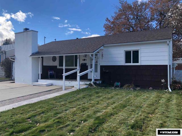 2818 S Coffman Avenue, Casper, WY 82604 (MLS #20186377) :: Real Estate Leaders