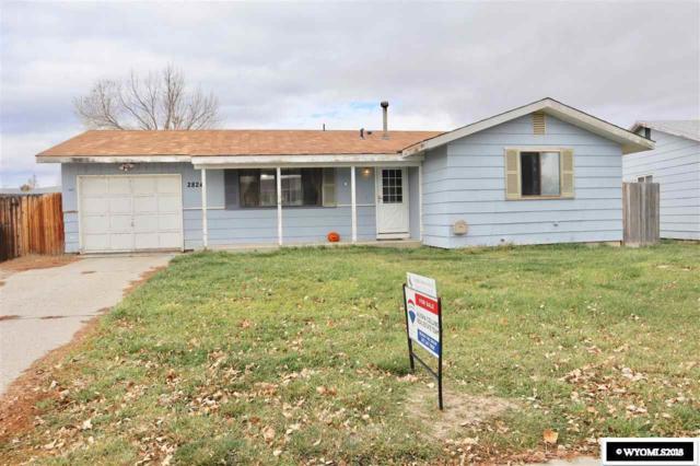 2824 Cherokee, Casper, WY 82604 (MLS #20186503) :: Lisa Burridge & Associates Real Estate