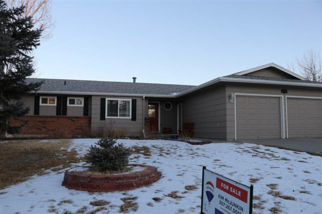 1575 Trojan Drive, Casper, WY 82609 (MLS #20190248) :: RE/MAX The Group