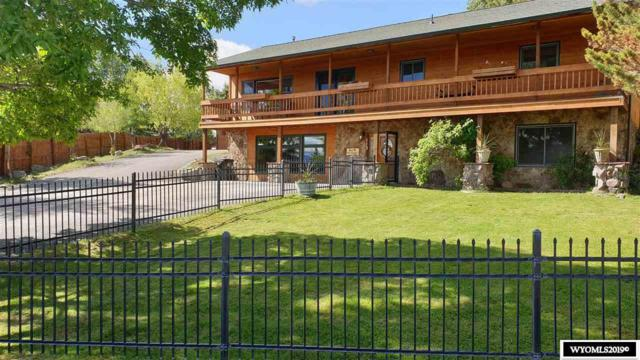 113 Airport Ave, Saratoga, WY 82331 (MLS #20190868) :: RE/MAX The Group