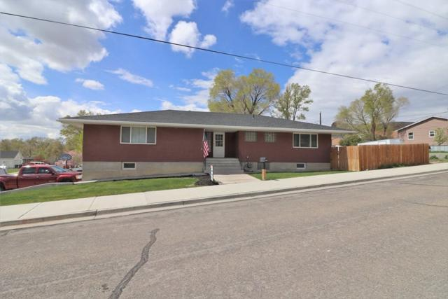 435 N 7th West Street, Green River, WY 82935 (MLS #20190886) :: Real Estate Leaders